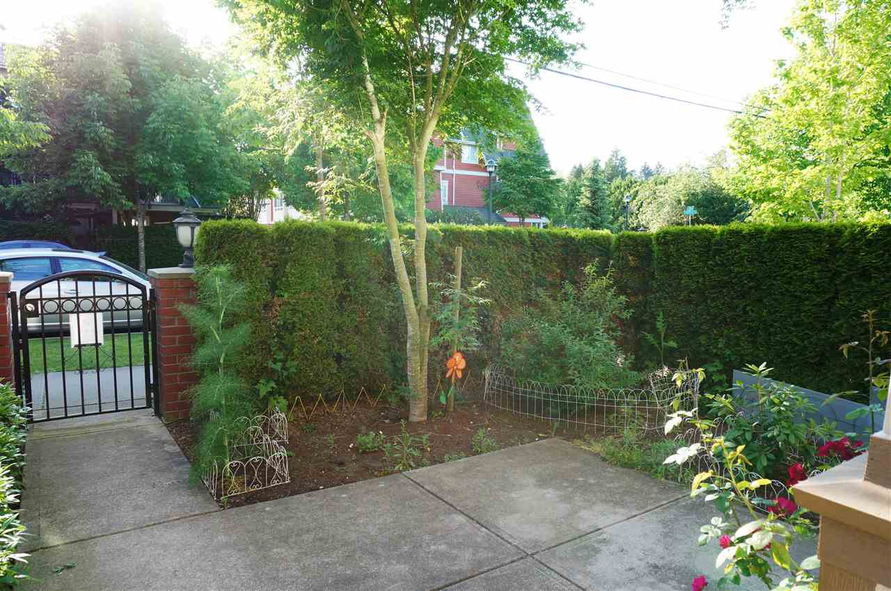 """Photo 19: Photos: 2 7788 ASH Street in Richmond: McLennan North Townhouse for sale in """"JADE GARDENS"""" : MLS®# R2071093"""