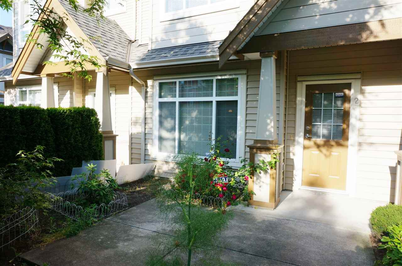 """Photo 20: Photos: 2 7788 ASH Street in Richmond: McLennan North Townhouse for sale in """"JADE GARDENS"""" : MLS®# R2071093"""