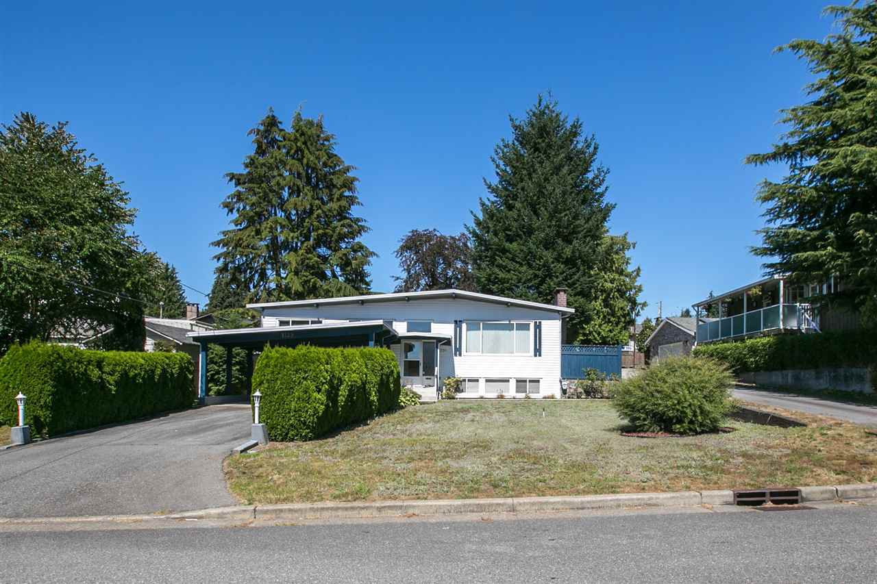 Main Photo: 1739 DANSEY Avenue in Coquitlam: Central Coquitlam House for sale : MLS®# R2100679