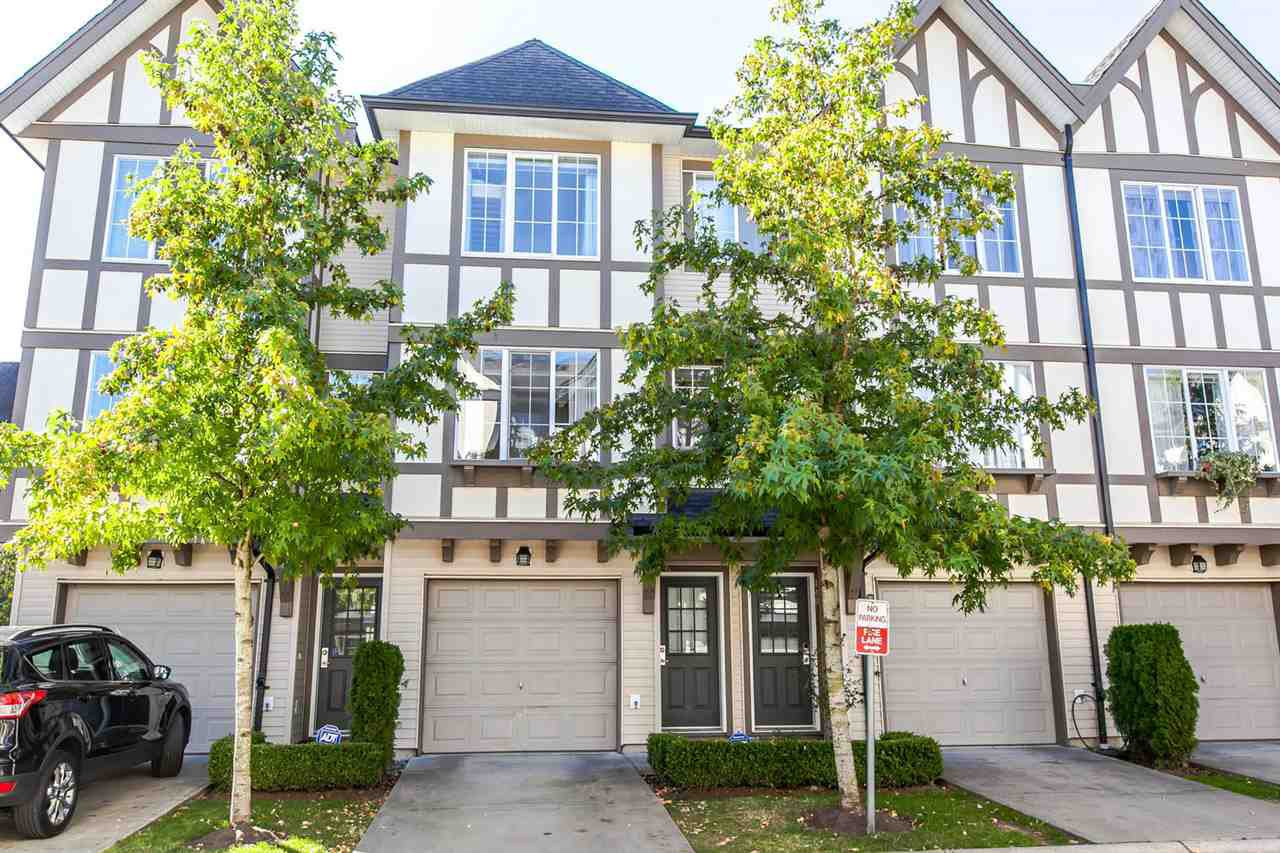 "Main Photo: 141 20875 80 Avenue in Langley: Willoughby Heights Townhouse for sale in ""Pepperwood"" : MLS®# R2108542"