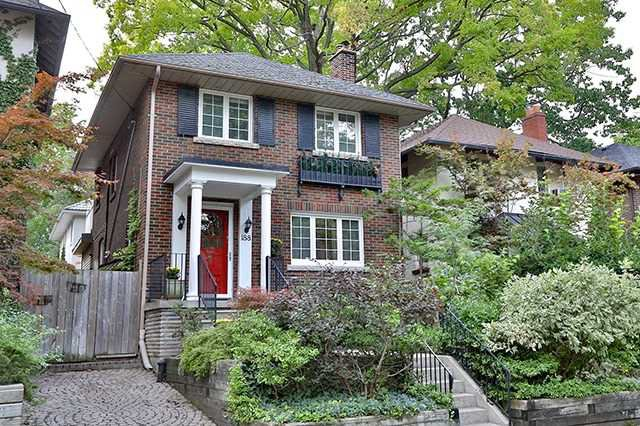 Main Photo: 188 Hudson Drive in Toronto: Rosedale-Moore Park House (2-Storey) for sale (Toronto C09)  : MLS®# C3617625