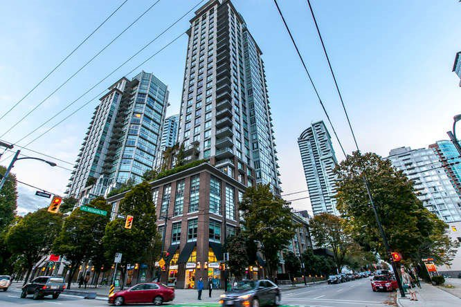 "Main Photo: 504 535 SMITHE Street in Vancouver: Downtown VW Condo for sale in ""THE DOLCE"" (Vancouver West)  : MLS®# R2116050"