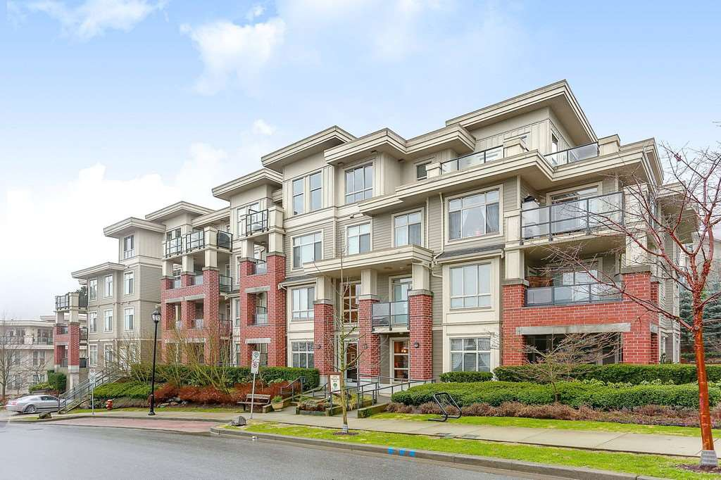 "Main Photo: 202 270 FRANCIS Way in New Westminster: Fraserview NW Condo for sale in ""THE GROVE"" : MLS®# R2146291"