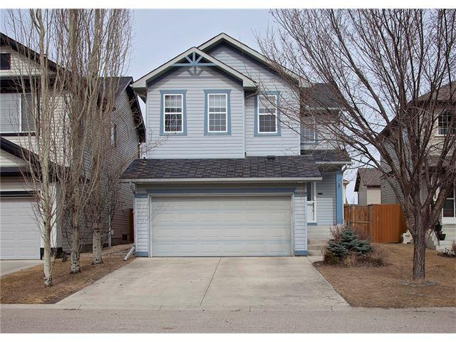 Main Photo: 121 CRANFIELD Green SE in Calgary: Cranston House for sale : MLS®# C4105513