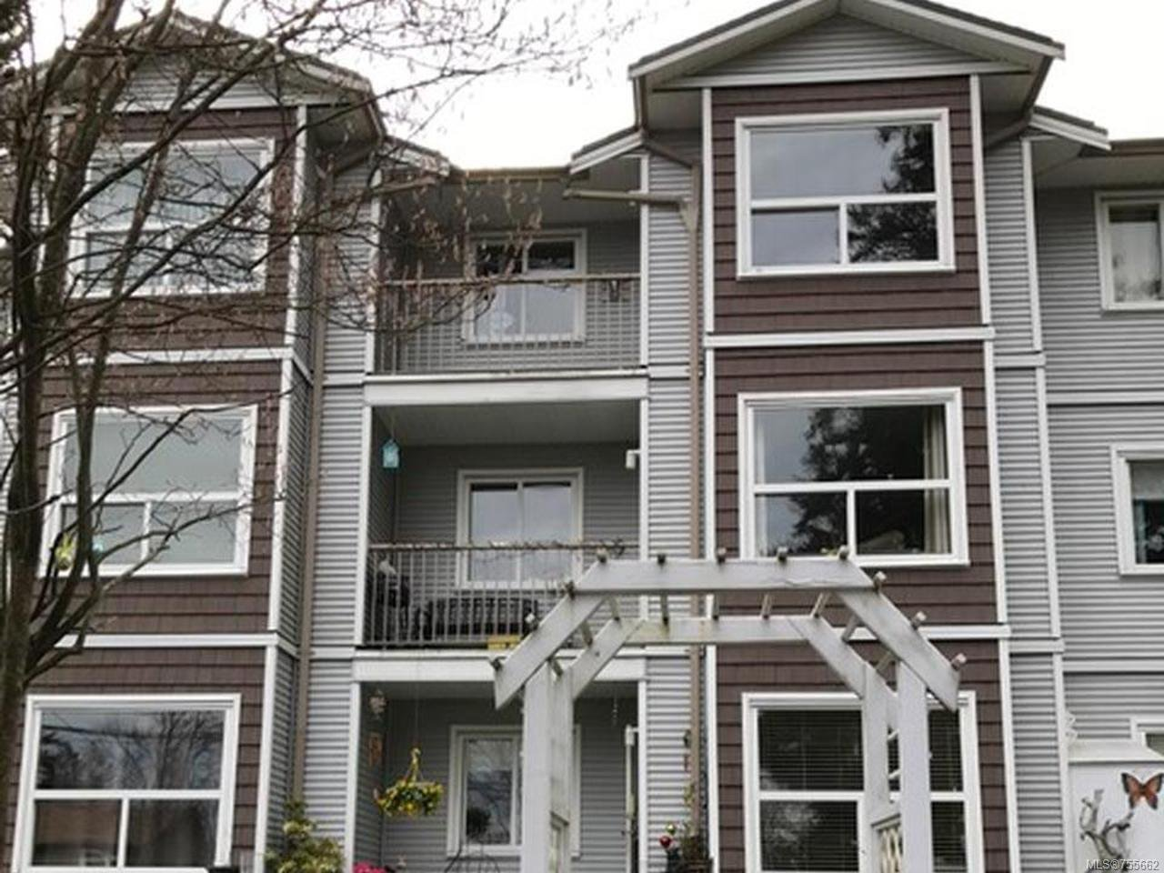 Photo 2: Photos: 102 262 Birch St in CAMPBELL RIVER: CR Campbell River Central Condo for sale (Campbell River)  : MLS®# 755662