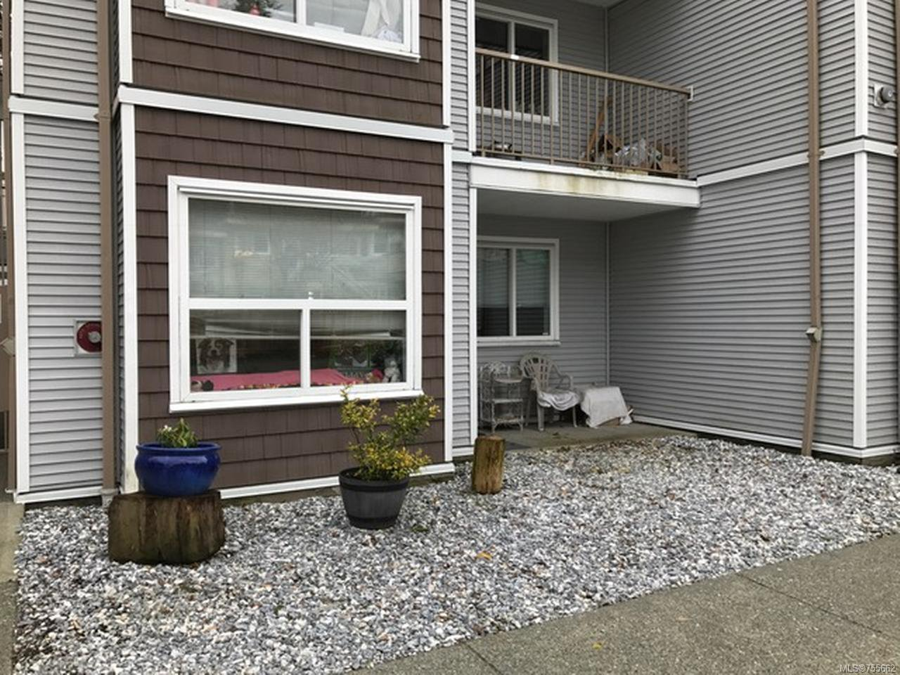 Photo 3: Photos: 102 262 Birch St in CAMPBELL RIVER: CR Campbell River Central Condo for sale (Campbell River)  : MLS®# 755662