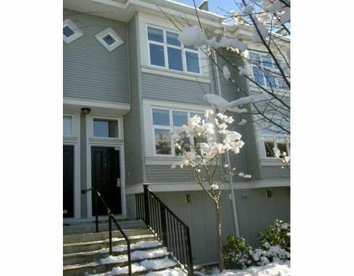 """Main Photo: 1203 MADISON Ave in Burnaby: Willingdon Heights Townhouse for sale in """"MADISON GARDENS"""" (Burnaby North)  : MLS®# V626200"""