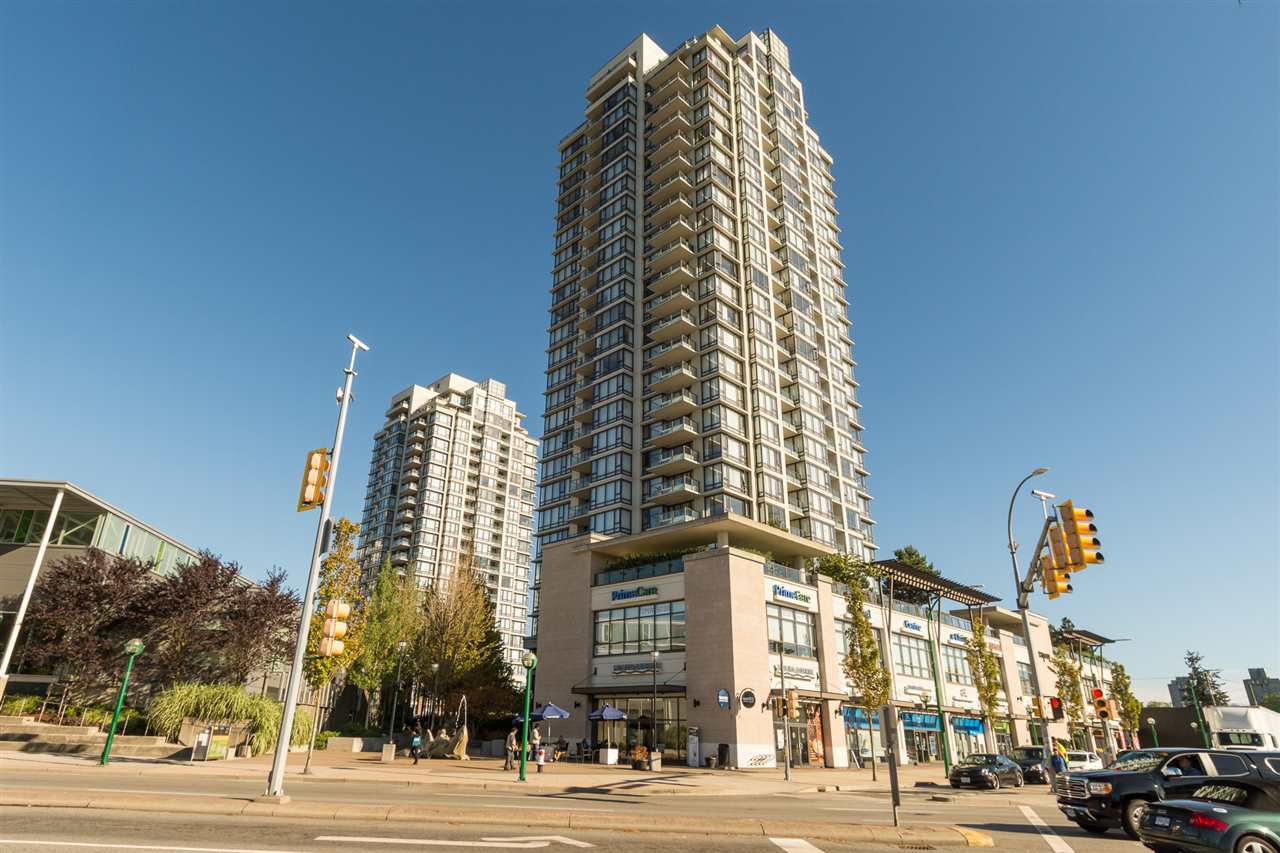 Main Photo: 2406 7328 ARCOLA STREET in Burnaby: Highgate Condo for sale (Burnaby South)  : MLS®# R2204477