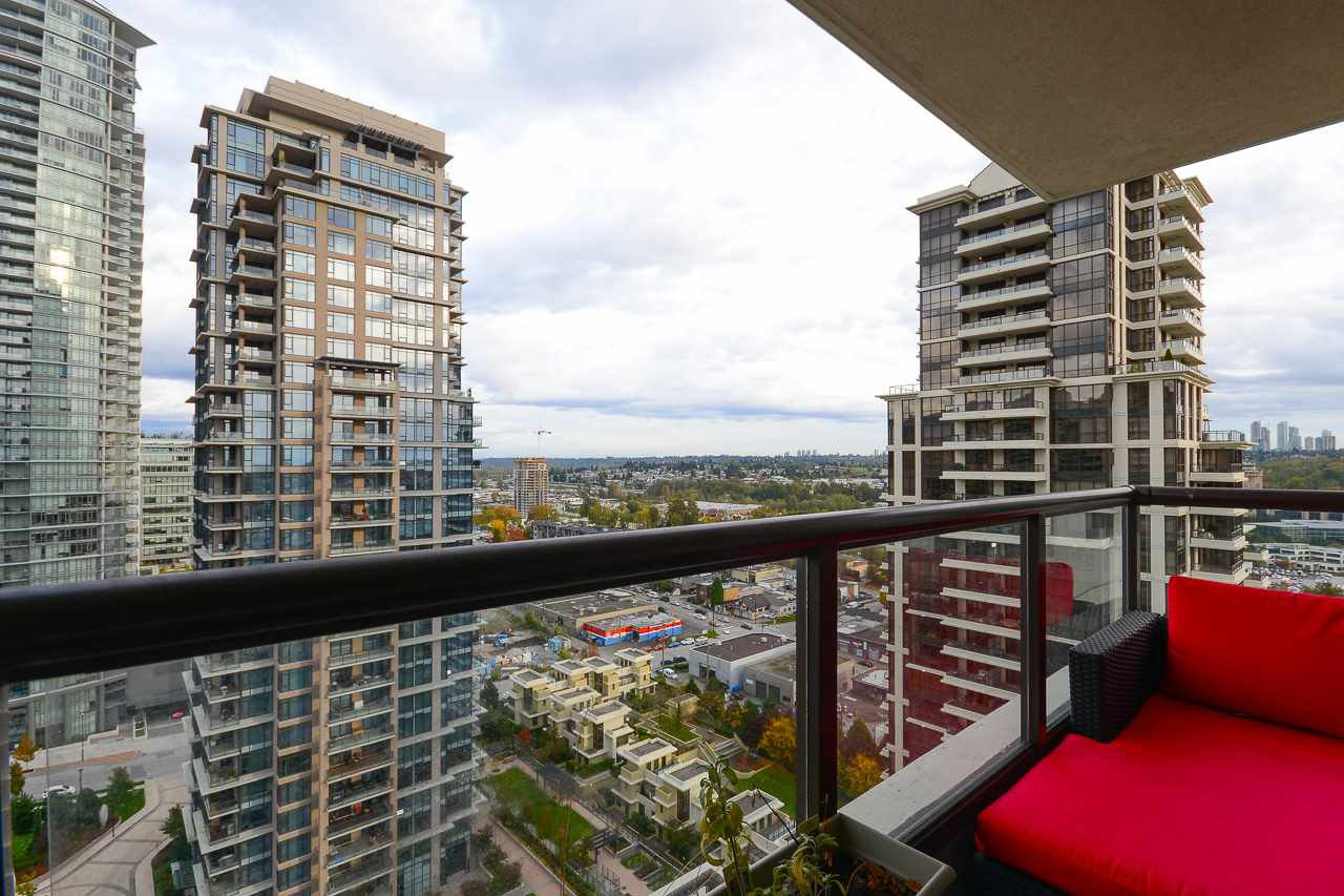 """Photo 16: Photos: 2305 2088 MADISON Avenue in Burnaby: Brentwood Park Condo for sale in """"RENNAISANCE - FRESCO"""" (Burnaby North)  : MLS®# R2215075"""