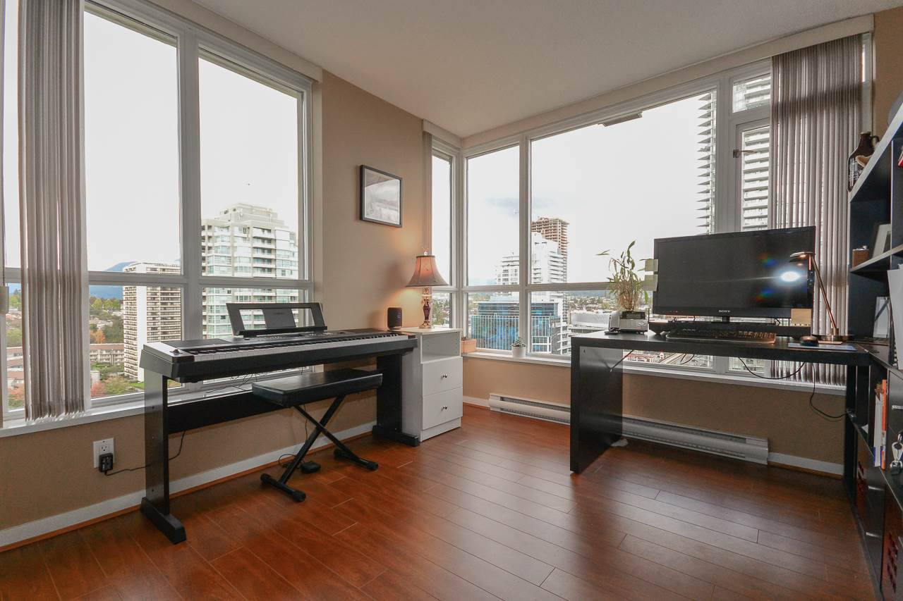 """Photo 12: Photos: 2305 2088 MADISON Avenue in Burnaby: Brentwood Park Condo for sale in """"RENNAISANCE - FRESCO"""" (Burnaby North)  : MLS®# R2215075"""
