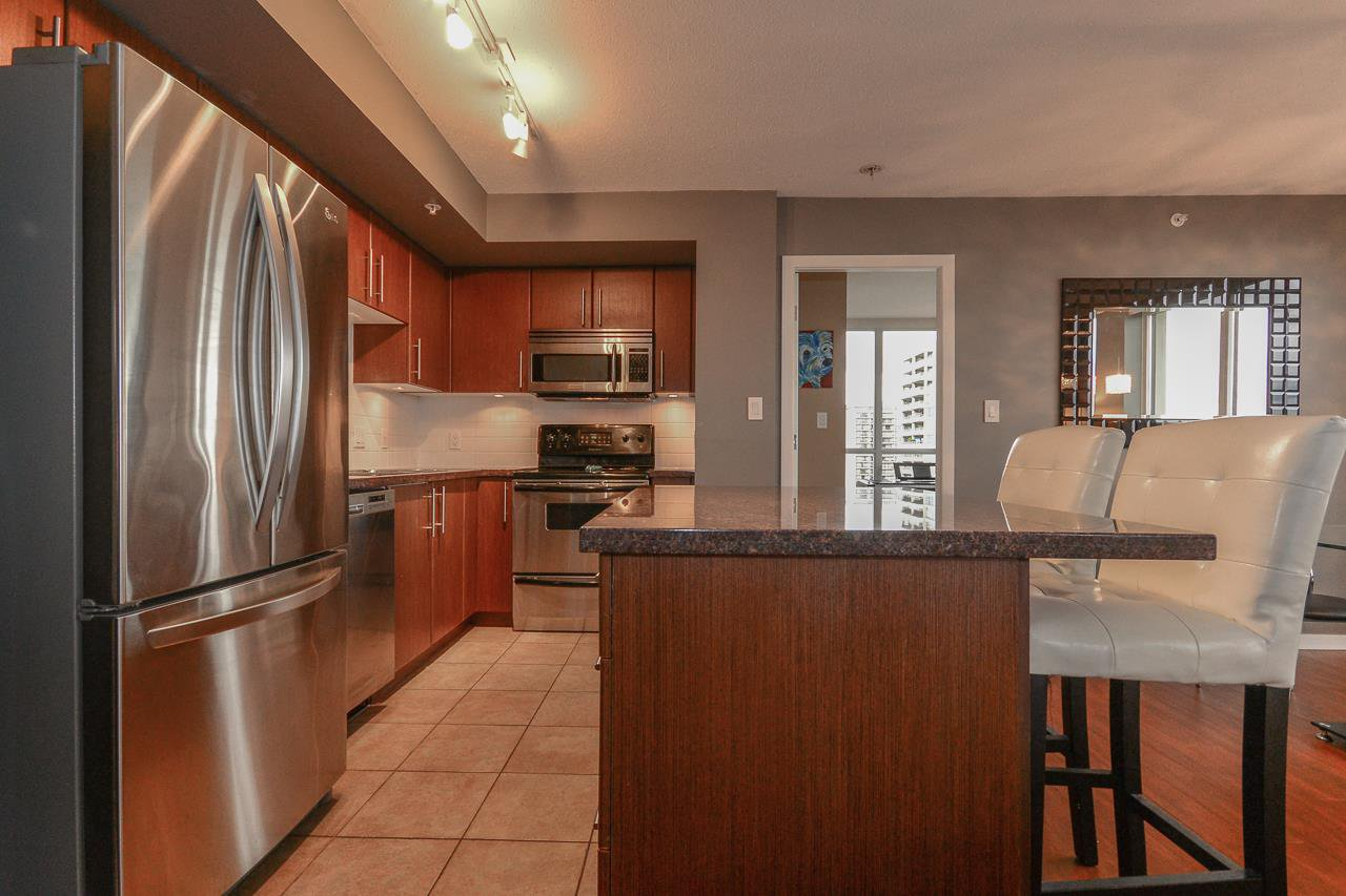 """Photo 4: Photos: 2305 2088 MADISON Avenue in Burnaby: Brentwood Park Condo for sale in """"RENNAISANCE - FRESCO"""" (Burnaby North)  : MLS®# R2215075"""