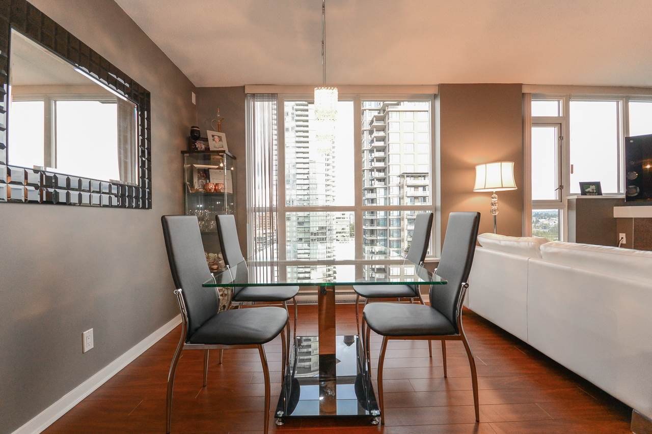 """Photo 8: Photos: 2305 2088 MADISON Avenue in Burnaby: Brentwood Park Condo for sale in """"RENNAISANCE - FRESCO"""" (Burnaby North)  : MLS®# R2215075"""