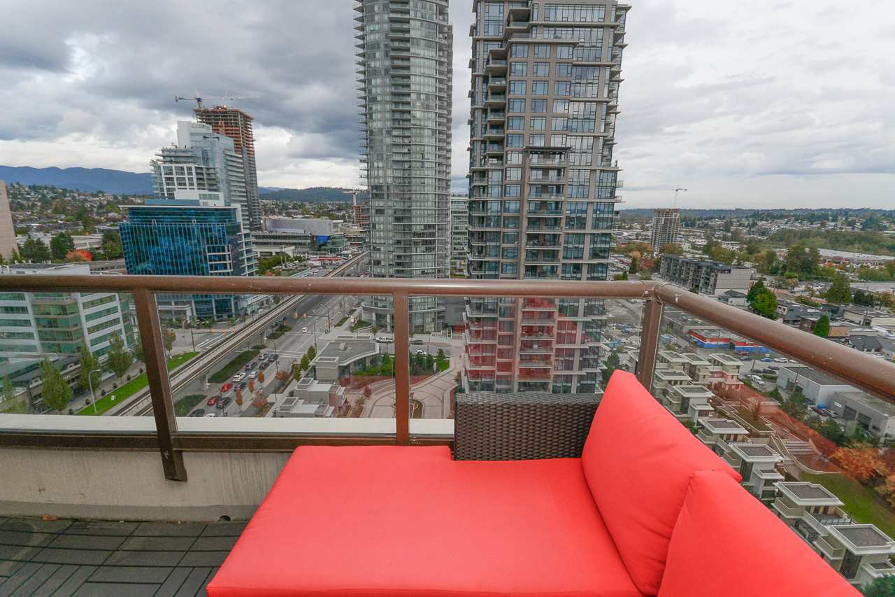"""Photo 15: Photos: 2305 2088 MADISON Avenue in Burnaby: Brentwood Park Condo for sale in """"RENNAISANCE - FRESCO"""" (Burnaby North)  : MLS®# R2215075"""