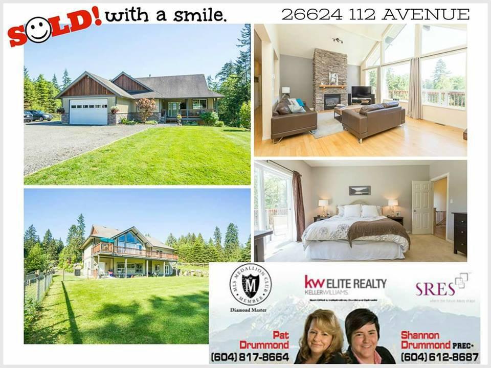 Main Photo: 26624 112 Avenue in Maple Ridge: Thornhill House for sale : MLS®# R2171353
