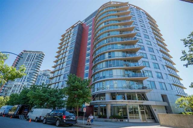 Photo 7: Photos: 980 Cooperage Way in Vancouver: Yaletown Condo for rent (Downtown Vancouver)