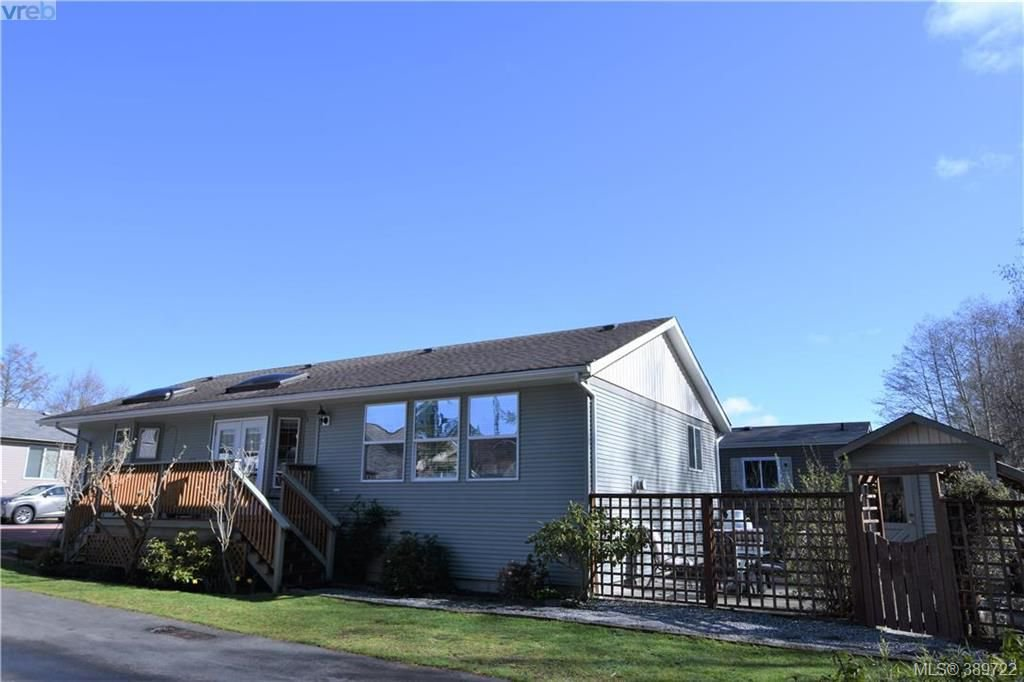 Main Photo: 38 7109 West Coast Rd in SOOKE: Sk West Coast Rd Manufactured Home for sale (Sooke)  : MLS®# 783220