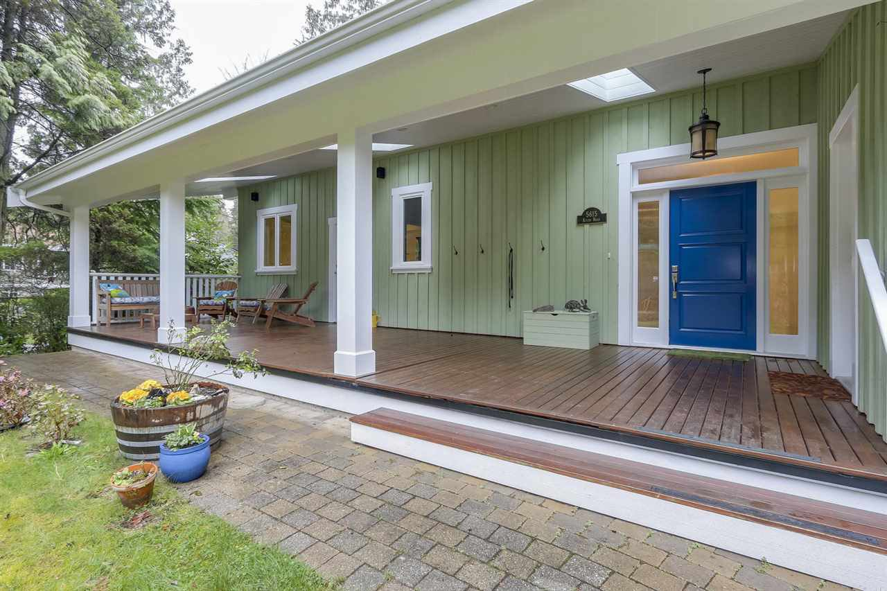 """Photo 20: Photos: 5615 KEITH Road in West Vancouver: Eagle Harbour House for sale in """"Eagle Harbour"""" : MLS®# R2254699"""
