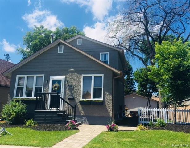 Main Photo: 142 Collegiate Street in Winnipeg: Bourkevale Residential for sale (5E)  : MLS®# 1817762