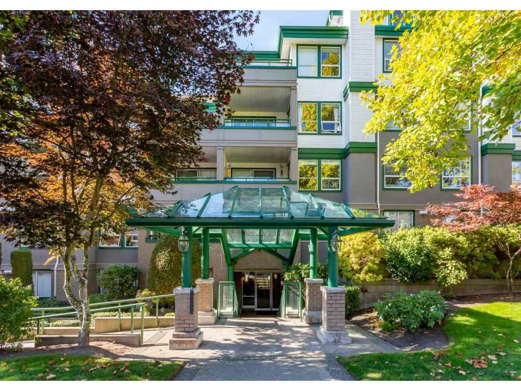 "Main Photo: 206 1575 BEST Street: White Rock Condo for sale in ""The Embassy"" (South Surrey White Rock)  : MLS®# R2316382"