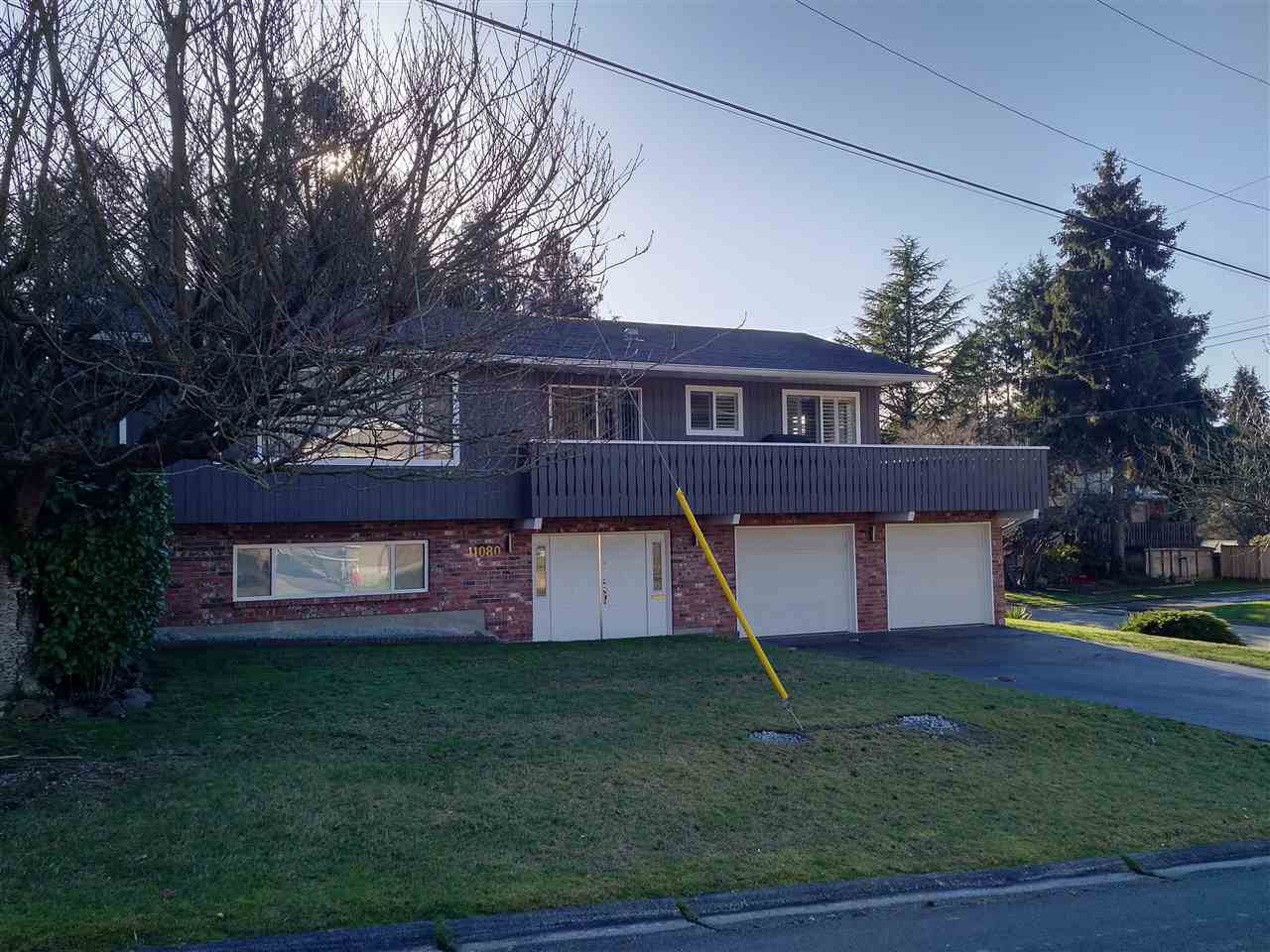 Main Photo: 11080 72A Avenue in Delta: Nordel House for sale (N. Delta)  : MLS®# R2337048