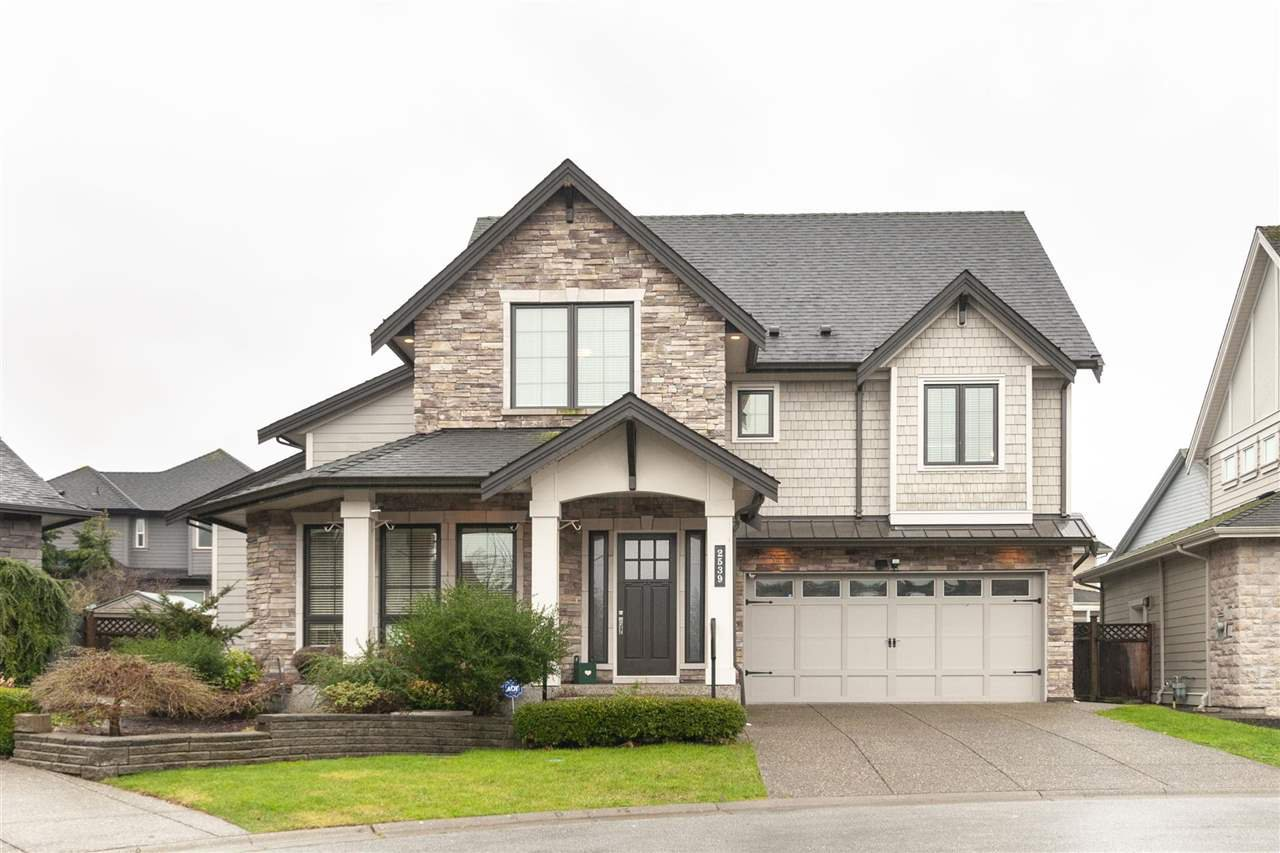 """Main Photo: 2539 162A Street in Surrey: Grandview Surrey House for sale in """"MORGAN HEIGHTS"""" (South Surrey White Rock)  : MLS®# R2338202"""