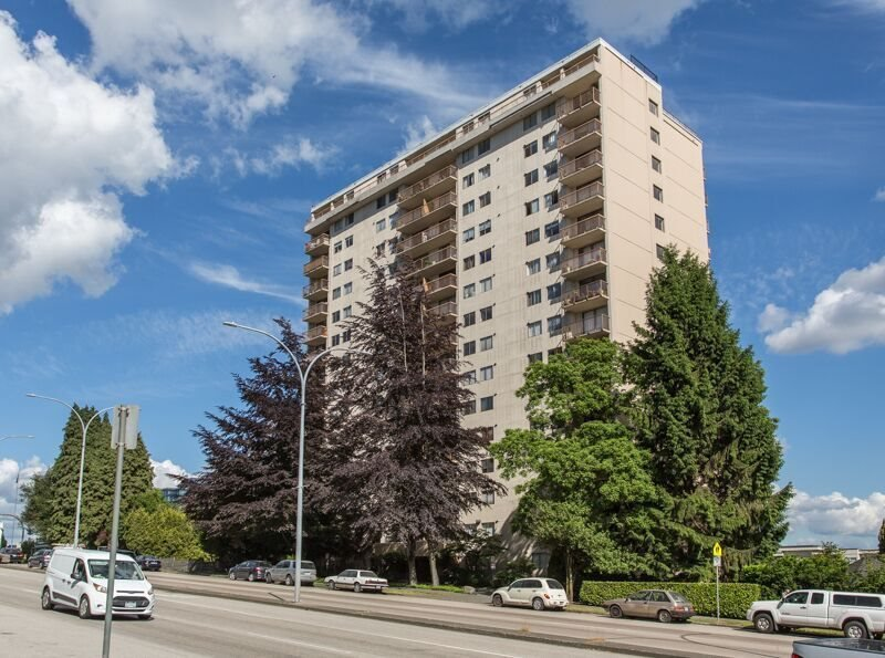 "Main Photo: 508 320 ROYAL Avenue in New Westminster: Downtown NW Condo for sale in ""PEPPERTREE"" : MLS®# R2343864"
