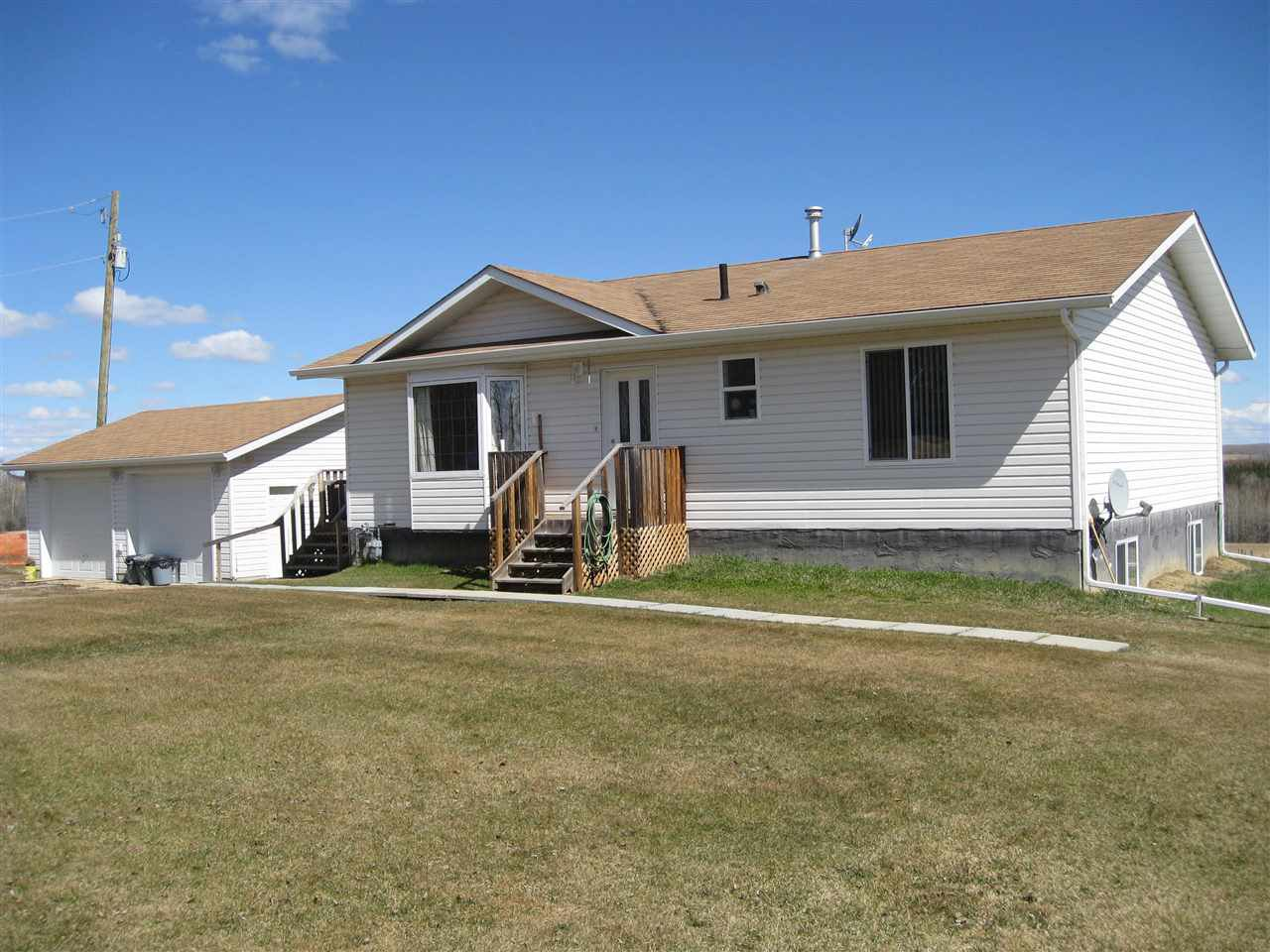 Main Photo: 51417 Rge Rd 73: Rural Parkland County House for sale : MLS®# E4153059