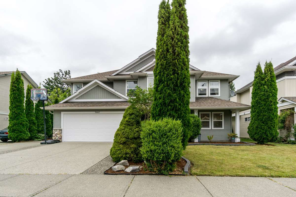 Main Photo: 30665 CRESTVIEW Avenue in Abbotsford: Abbotsford West House for sale : MLS®# R2387070