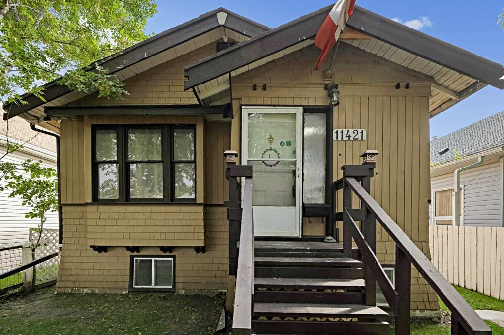 Main Photo: 11421 92 Street in Edmonton: Zone 05 House for sale : MLS®# E4173476