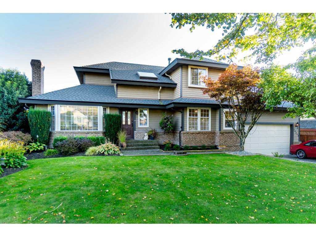 "Main Photo: 16342 79 Avenue in Surrey: Fleetwood Tynehead House for sale in ""Hazlewood Grove"" : MLS®# R2409305"