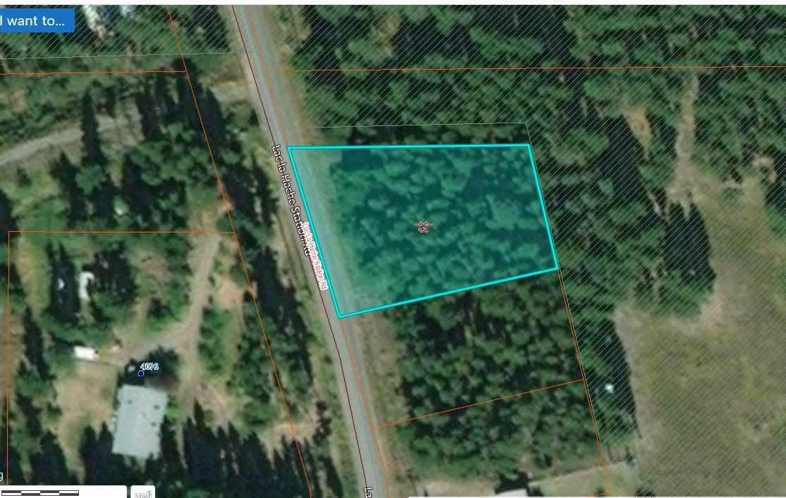 Main Photo: LOT 1 LAC LA HACHE STATION Road: Lac la Hache Land for sale (100 Mile House (Zone 10))  : MLS®# R2424385