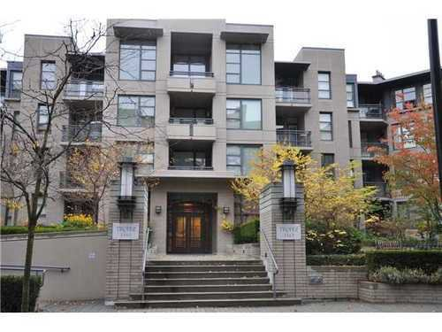 Main Photo: 203 2263 REDBUD Lane in The Tropez: Kitsilano Home for sale ()  : MLS®# V858118