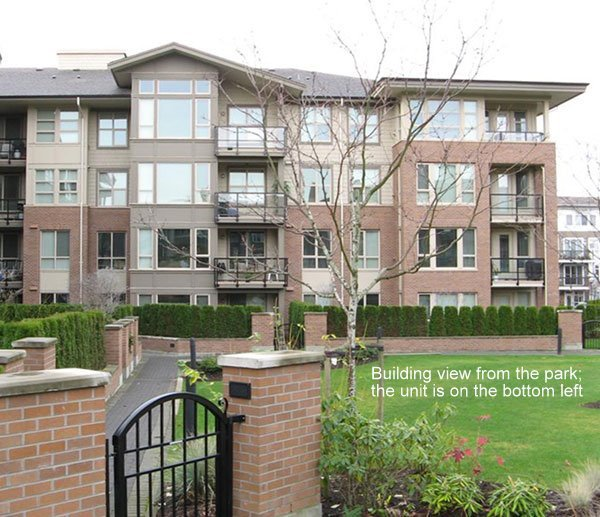Photo 11: Photos: 106 6268 EAGLES Drive in Vancouver: University VW Condo for sale (Vancouver West)  : MLS®# V880446