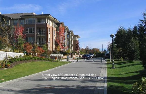 Photo 1: Photos: 106 6268 EAGLES Drive in Vancouver: University VW Condo for sale (Vancouver West)  : MLS®# V880446