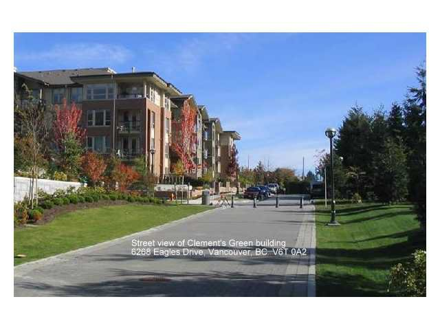 Main Photo: 106 6268 EAGLES Drive in Vancouver: University VW Condo for sale (Vancouver West)  : MLS®# V880446