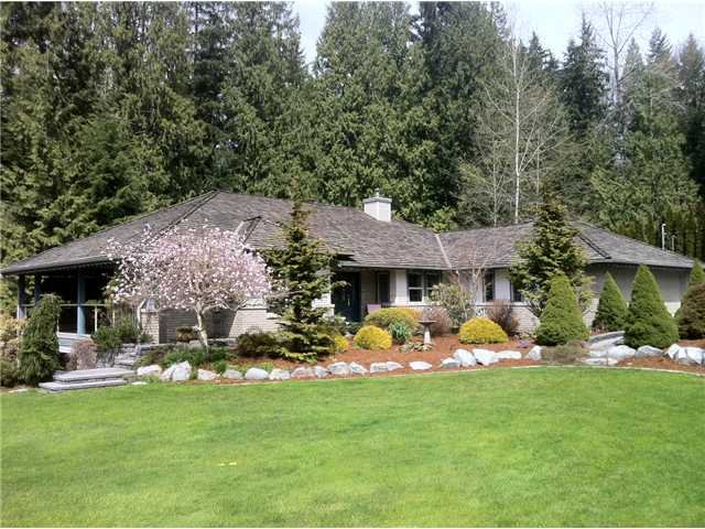 """Main Photo: 12451 263RD Street in Maple Ridge: Websters Corners House for sale in """"WHISPERING FALLS"""" : MLS®# V883946"""