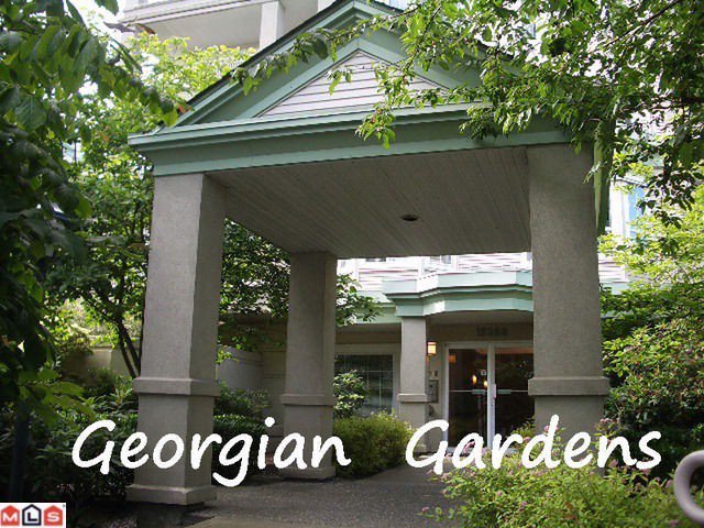 "Main Photo: 310 15268 105TH Avenue in Surrey: Guildford Condo for sale in ""GEORGIAN GARDENS"" (North Surrey)  : MLS®# F1121659"