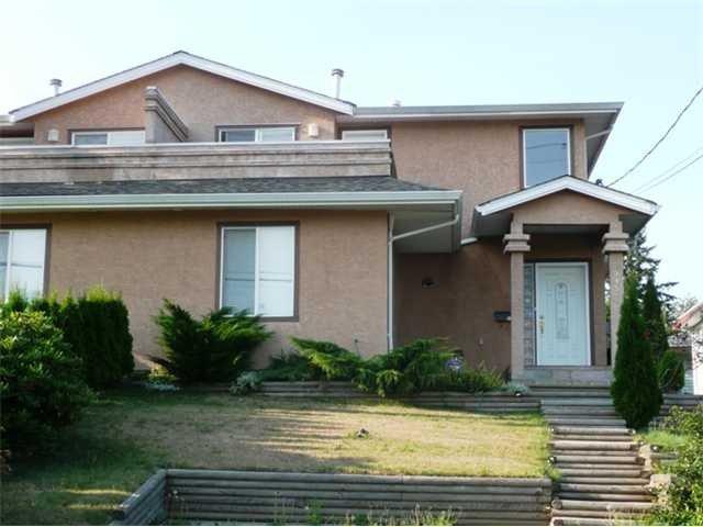 Main Photo: 915B RODERICK Avenue in Coquitlam: Maillardville Condo for sale : MLS®# V859538