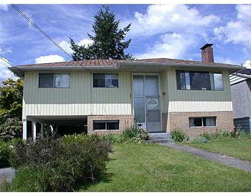 Main Photo: 585 DUNCAN AV in Burnaby: Sperling-Duthie House for sale (Burnaby North)  : MLS®# V541552