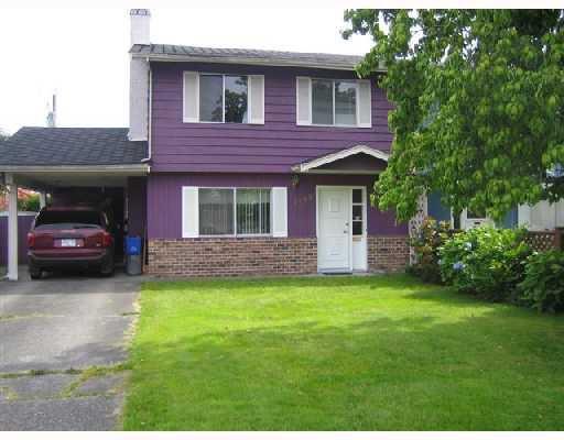 Main Photo: 3580 Blundell Road in : Seafair House 1/2 Duplex for sale (Richmond)  : MLS®# V690444