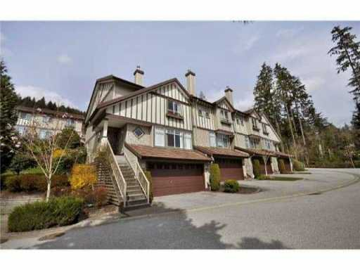 Main Photo: : Townhouse for sale : MLS®# V911563