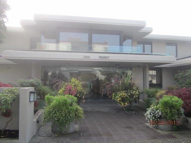 "Main Photo: 301 15050 PROSPECT Avenue: White Rock Condo for sale in ""THE CONTESSA"" (South Surrey White Rock)  : MLS®# F1324343"