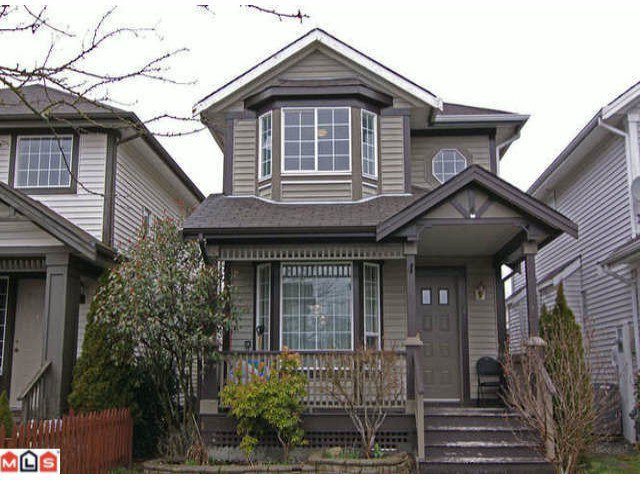 "Main Photo: 18543  64B AV in Surrey: Cloverdale BC House for sale in ""Heatland"" (Cloverdale)  : MLS®# F1106383"