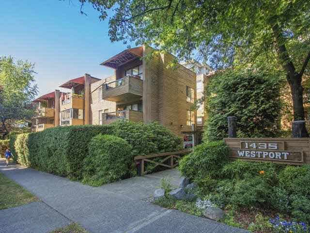 "Main Photo: 309 1435 NELSON Street in Vancouver: West End VW Condo for sale in ""WESTPORT"" (Vancouver West)  : MLS®# V1136865"