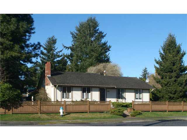 Main Photo: 615 GILCHRIST Drive in Delta: Tsawwassen Central House for sale (Tsawwassen)  : MLS®# R2025616