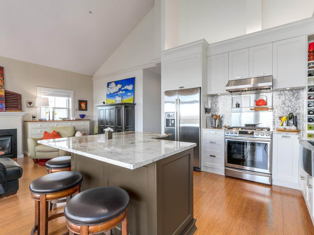"Photo 5: Photos: 419 6233 LONDON Road in Richmond: Steveston South Condo for sale in ""LONDON STATION ONE"" : MLS®# R2133663"