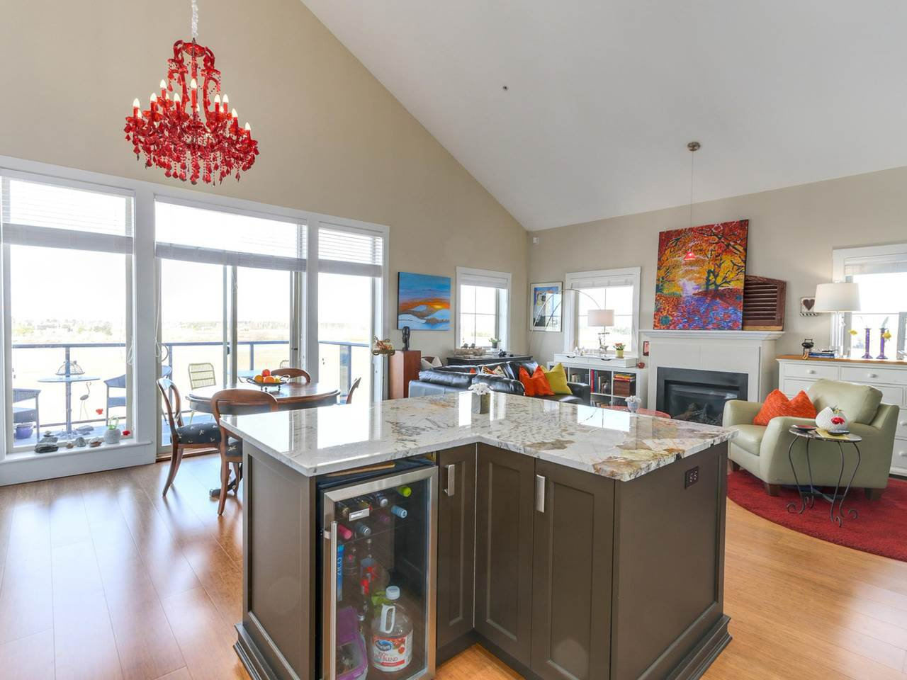 "Photo 6: Photos: 419 6233 LONDON Road in Richmond: Steveston South Condo for sale in ""LONDON STATION ONE"" : MLS®# R2133663"
