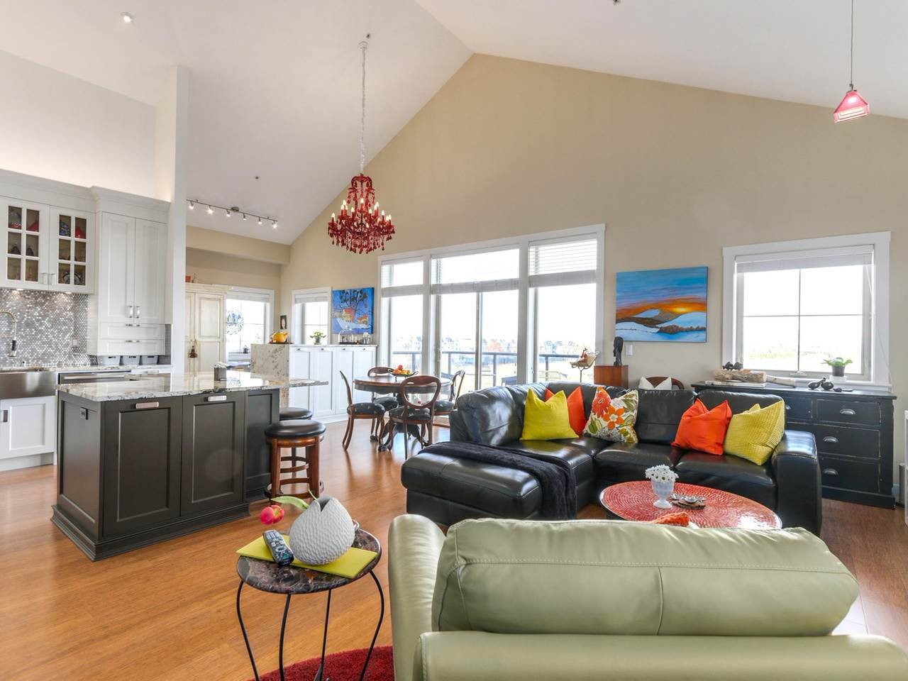"Photo 7: Photos: 419 6233 LONDON Road in Richmond: Steveston South Condo for sale in ""LONDON STATION ONE"" : MLS®# R2133663"