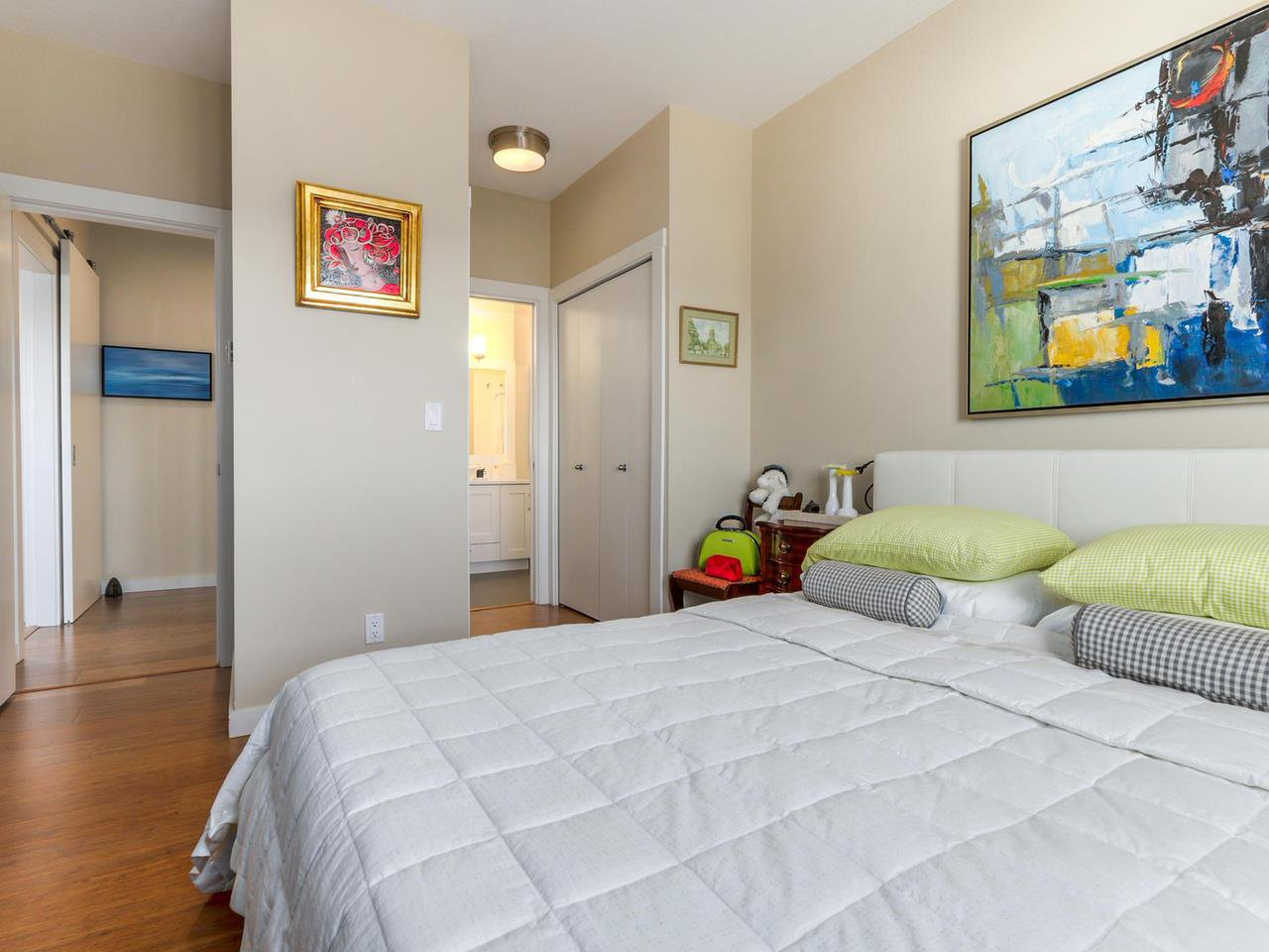 "Photo 17: Photos: 419 6233 LONDON Road in Richmond: Steveston South Condo for sale in ""LONDON STATION ONE"" : MLS®# R2133663"