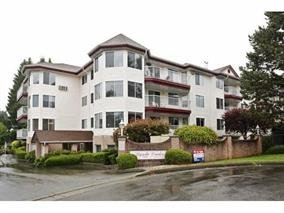 "Main Photo: 202 2450 CHURCH Street in Abbotsford: Abbotsford West Condo for sale in ""Magnolia Gardens"" : MLS®# R2143441"